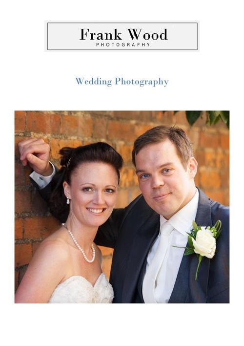 Wedding Photographer Birmingham Frank Wood
