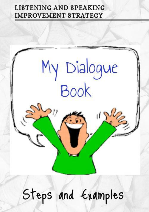 My Dialogue Book