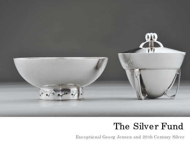 The Silver Fund - October 2009 Catalogue