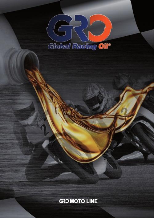 Global Racing Oil - GRO MOTO LINE