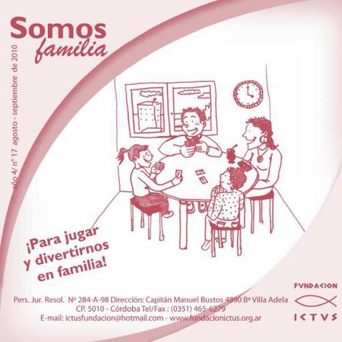 "Boletín ""Somos Familia"" N°17 - 2010"