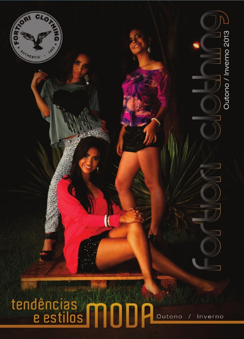 Catalogo Fortiori Clothing 2013