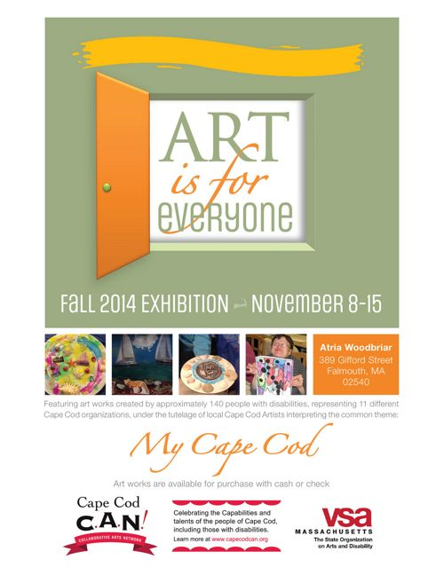 ART is for Everyone Program 2014