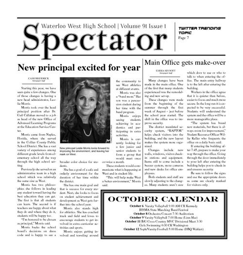 Spectator October 3