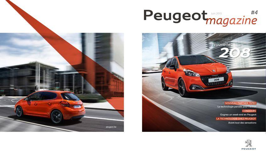 PS1578 MAGazine #04 Peugeot Juin2015-FR