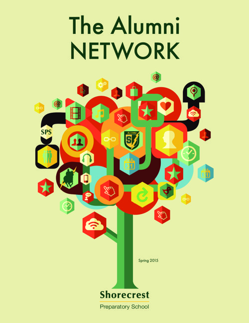 Alumni Network Magazine Spring 2015