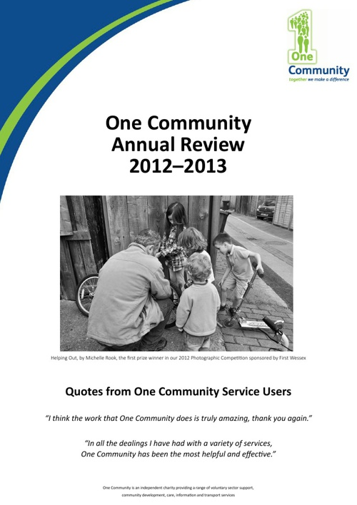 Annual Review 2012 - 2013