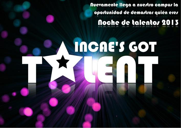 INCAE'S GOT TALENT 2013