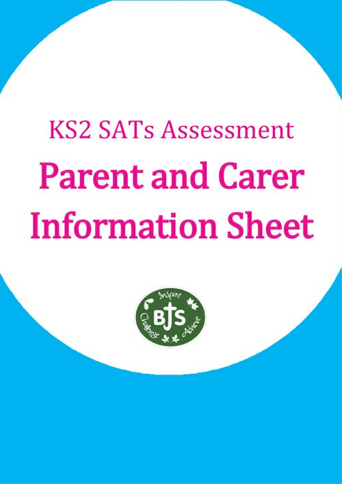 2017 BJS Sats Information Booklet
