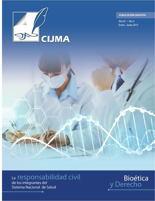 Revista del CIJMA (Ene-Jun 2015)