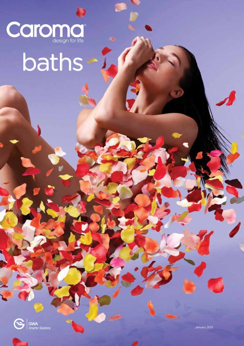 New: Caroma Baths