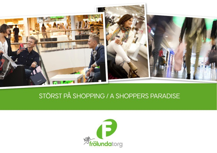 Shopping Guide - Nya Frölunda Torg