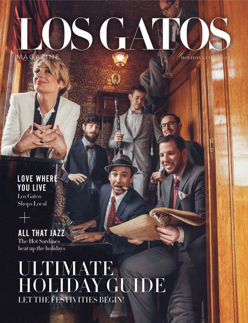 Los Gatos Magazine Holiday Guide 2017