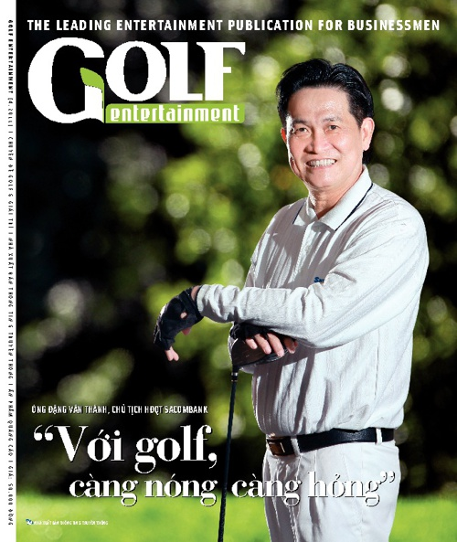 Golf Entertainment April 2011