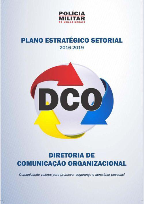 Plano Estratégico Setorial DCO Final atualizado 5
