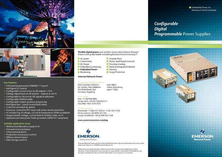 iMP Brochure