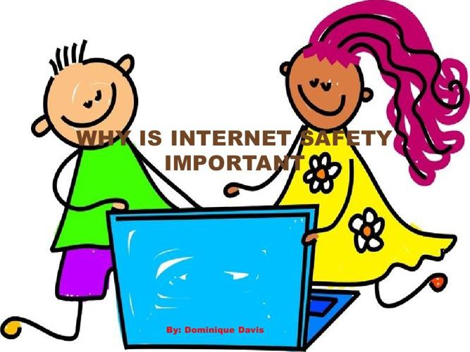 Children's Book-Internet Safety[1]
