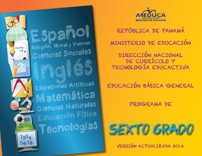 programa de sexto_grado_2014