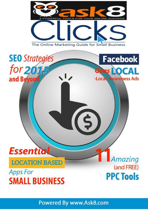 Issue 5 Ask8's Online Small Biz Marketing Strategy Guide