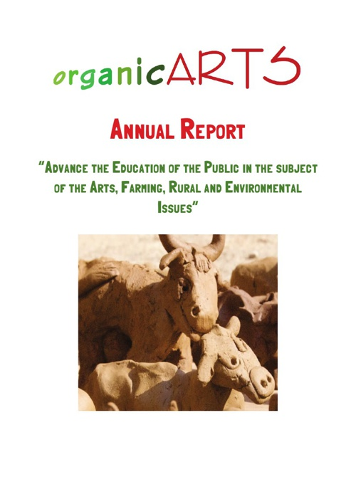 Organic Arts Annual Report 2011
