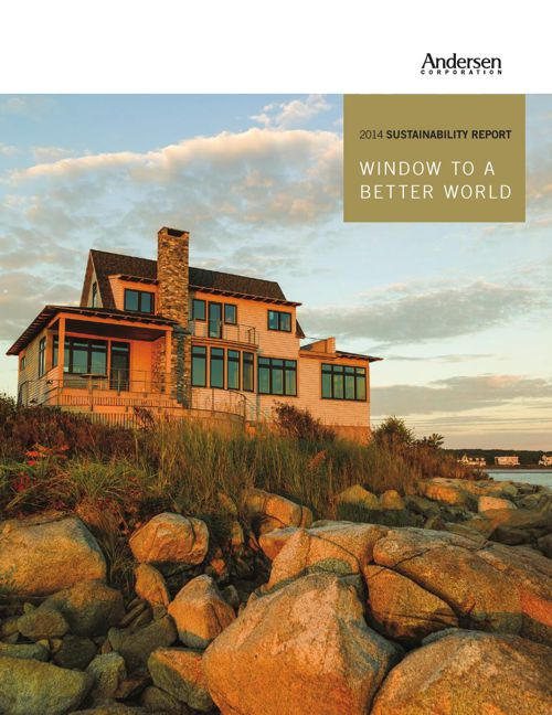 2014 Andersen Sustainability Report