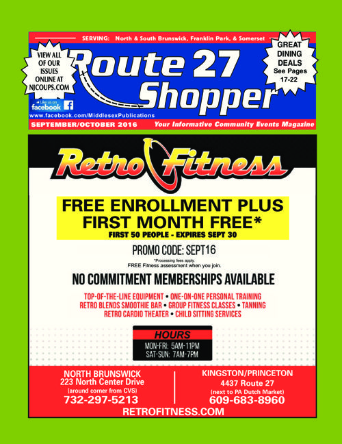 Route 27 Shopper - Sept / Oct. 2016