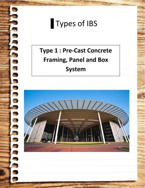 Precast Concrete Framing : Type pre cast concrete by moocpmk flipsnack