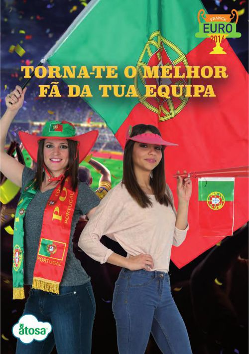 CATALOGO EUROCOPA PORTUGAL