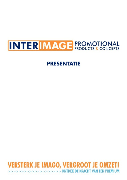 Interimage Brochure