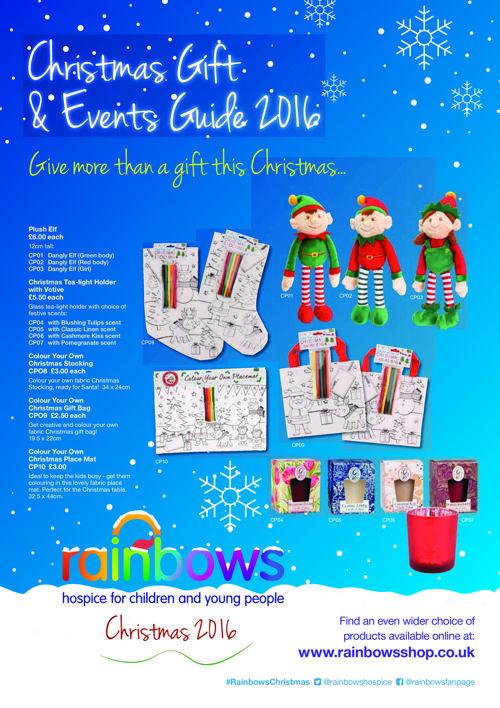 Newsletter Autumn/Winter 2016 Christmas Catalogue