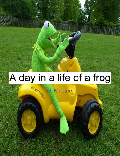 frog book Masters