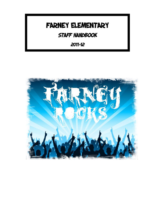 Farney Staff Handbook