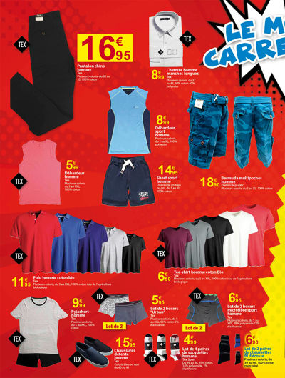 Catalogue le mois Carrefour Acte 1