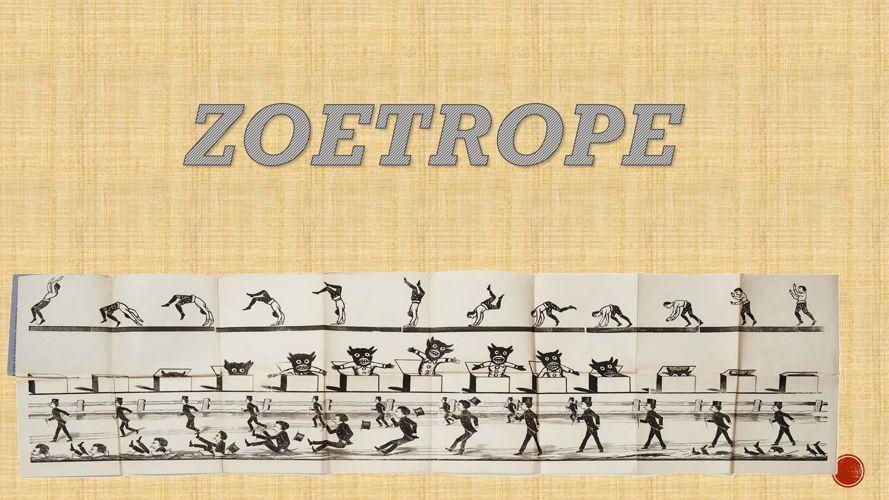 Zoetrope presentation