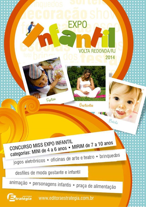 Folder Expo Infantil 2014