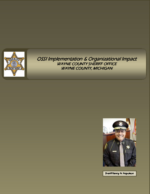 Copy (2) of WCSO - OSSI Implementation & Organizational Impact