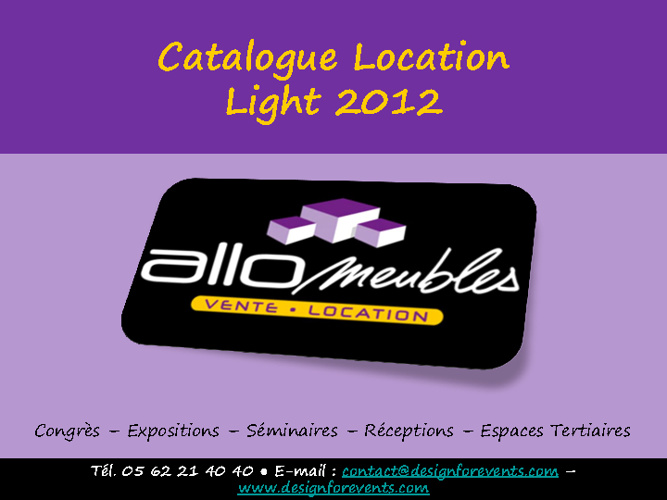 Catalogue Location Light 2012