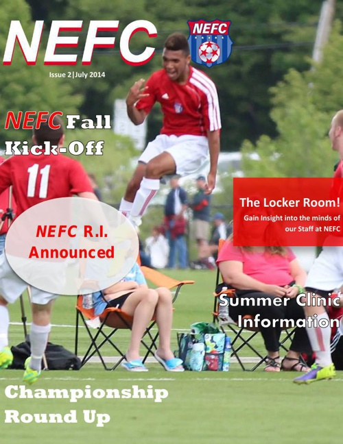 NEFC The Magazine Issue 2