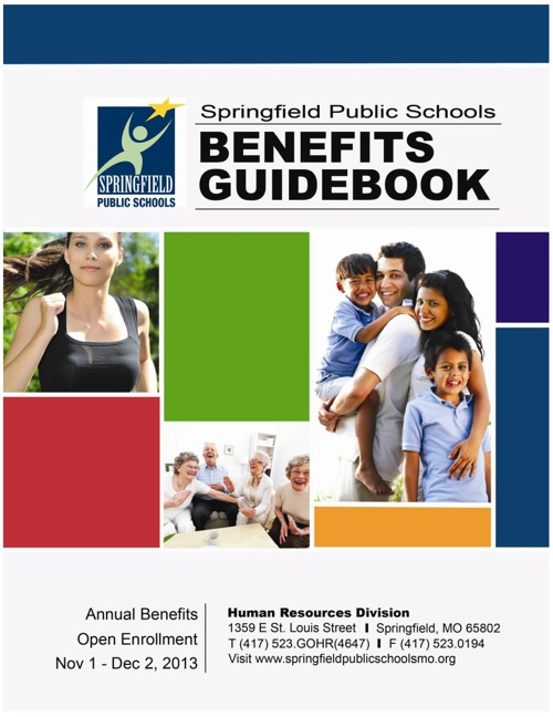 BENEFITS GUIDEBOOK