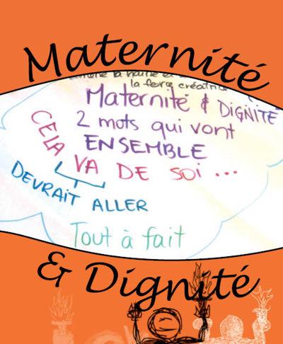 Zine maternité & dignité- RNR 2016