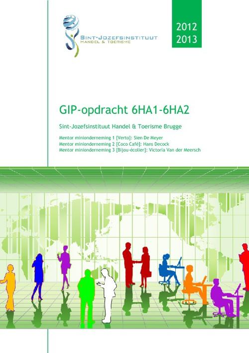 GIP brochue 6HA 2012-2013 Sint-Jozefsinstituut Brugge
