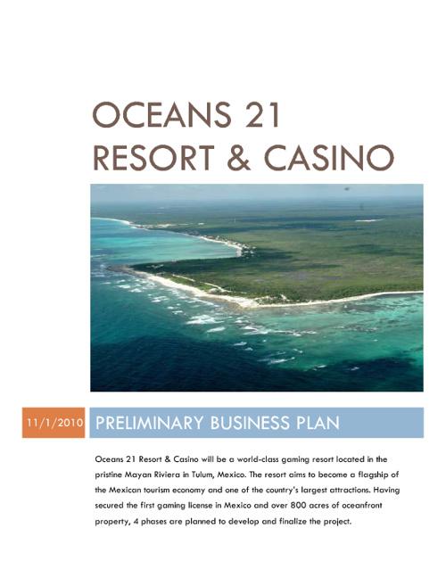 Oceans 21 11-01-2010