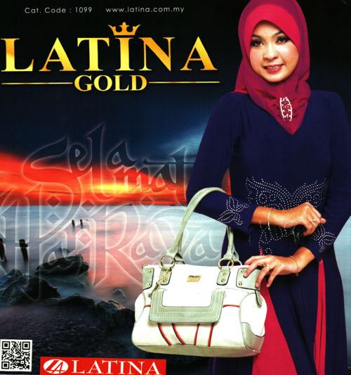 latina gold