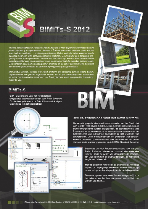 BIMiTs Productbrochure