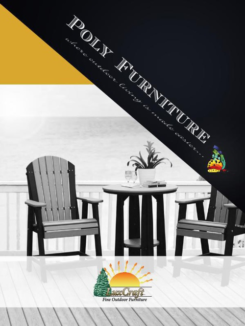 LuxCraft Poly Furniture Brochure