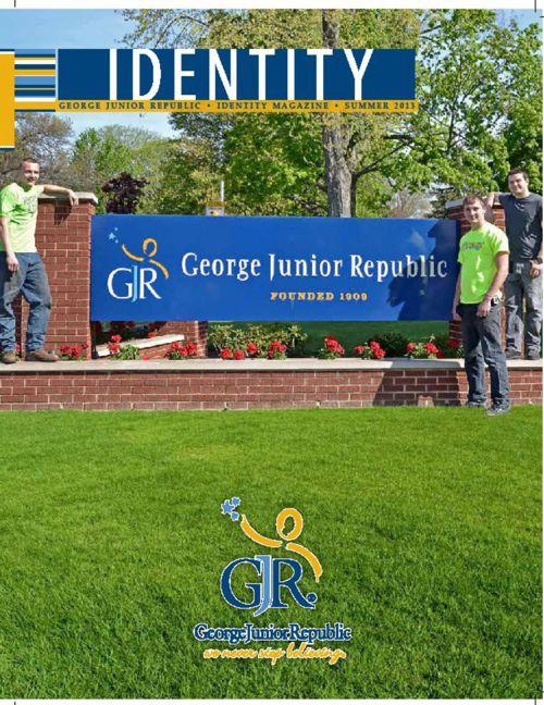 George Junior Republic Identity Magazine Summer 2013