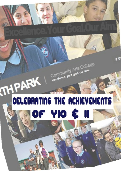 Celebrating the achievement of KS4 Students