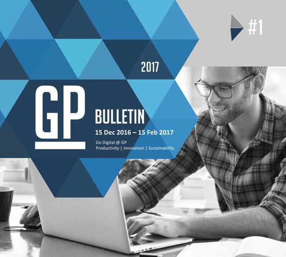 GP Bulletin - December 2016 - February 2017