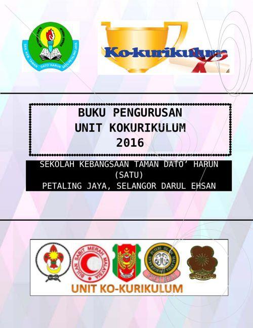Pengurusan KOKO 2016