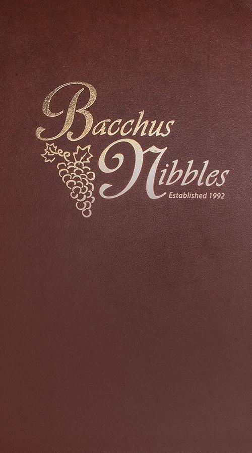 Bacchus_menu